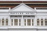 Singapore  Raffles Hotel  Exterior