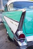 1950s Chevrolet Bel Air  Havana  Cuba
