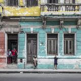 Streets of Centro Habana  Havana  Cuba