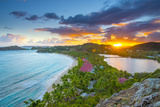 Caribbean  Antigua  Galley Bay  Galley Bay Beach  Sunrise