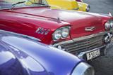 1958 Chevrolet Impala  Parque Central  Havana  Cuba