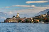 Malcesine  Lake Garda  Veneto  Italy