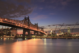Usa  New York  New York City  Manhattan  Ed Koch Queensboro Bridge