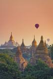 Myanmar (Burma)  Temples of Bagan (Unesco World Heritage Site)  Ananda Temple