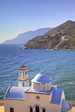Church at Kantouni  Kalymnos  Dodecanese  Greek Islands  Greece  Europe