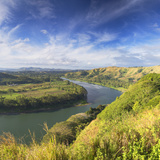 View of Sigatoka River  Sigatoka  Viti Levu  Fiji
