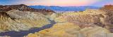 Usa  California  Death Valley National Park  Zabriskie Point
