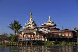 Myanmar (Burma)  Shan State  Inle Lake  Nampan Village