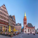 Germany  Hessen  Frankfurt Am Main  Altstadt (Old Town)  Romerberg