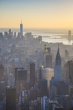 Chrysler Buildingmanhattan  New York City  New York  USA