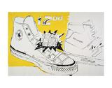 Converse Extra Special Value, c. 1985-86 Reproduction d'art par Andy Warhol