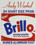 Brillo Box (detail)  1964