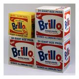 Brillo Boxes  1963-1964