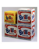Brillo Boxes  1963-1964