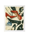 Shoes, 1980-Lg Reproduction d'art par Andy Warhol
