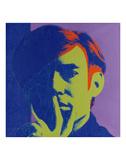 Self-Portrait, 1966 Reproduction d'art par Andy Warhol