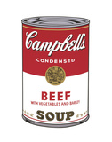 Campbell's Soup I: Beef  1968