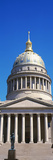 Low Angle View of Government Building  West Virginia State Capitol  Charleston  Kanawha County