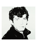 Robert Mapplethorpe, 1983 Reproduction d'art par Andy Warhol