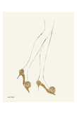 Untitled (Legs and High Heels)  c 1957