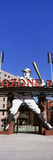 Entrance of a Baseball Stadium  Autozone Park  Memphis  Tennessee  Usa