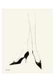 Untitled (Pair of Legs in High Heels)  c 1958
