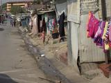Main Street of Alexandra  Johannesburg  Gauteng Province  South Africa