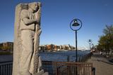 Sculpture of Matt Talbot
