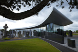 The New Museum and Visitors Centre at Glasnevin Cemetry  Dublin City  Ireland