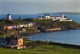Roche's Point Village and Lighthouse County Cork  Ireland