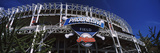 Low Angle View of a Baseball Stadium  Progressive Field  Cleveland  Ohio  Usa