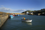 Helvick Harbour  on the an Rinn (Ring) Peninsula  County Waterford  Ireland