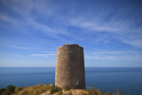 The Tower of Maro  Near Canuelo Beach Costa Tropical Granada Province  Andalucia  Spain