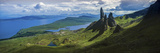 Old Man of Storr  Trotternish Peninsula  Isle of Skye  Scotland