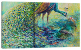 Peacock (Diptych)