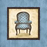 Blue Chair I