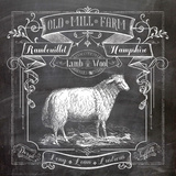 Chalkboard Sheep