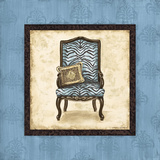 Blue Chair II