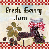 Fresh Berry Jam