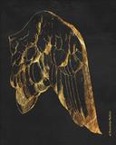 Gold Wing II Reproduction d'art par Gwendolyn Babbitt