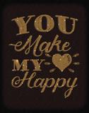 Happy Heart Gold