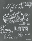 Hold on in Faith