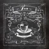 Chalkboard Tea