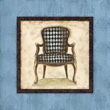 Blue Chair IV