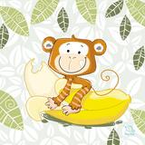 A Banana Ride