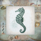 Nautical Seahorse