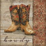 Wild West Boots II