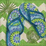 Coastal Flip Flops I