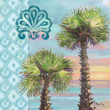 Palm Duo Collage I