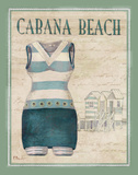 Vintage Bathing Suit I